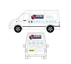 Naming and Branding for HERO Site Solutions — WHAT associates Ltd Brand Identity, Branding, Trust And Loyalty, Catchy Names, Recycle Symbol, All Superheroes, Business Offer, Event Services, Brand Guidelines