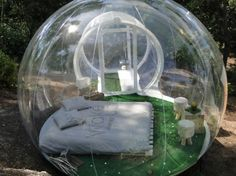 Bubble Hotel - perfect to watch the stars