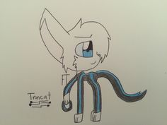 Troncat, request for @lupinthewolf10 (by @EnderGamer88-March 26, 2016)