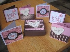 Love Notes and Box