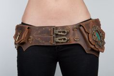 I love all the added embellishments and buckles on this one.