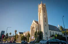 Notre-Dame, St. Patrick's Cathedral, Westminster Abbey: While we can't claim hometown ownership over these historic edifices, Angelenos can take pride of the fact that our local churches represent a unique and diverse culture that is distinctly Los Angeles. As a result, L.A.'s churches have become the locations to some of cinema's most memorable moments. Here,...