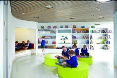 Jesmond Gardens Primary School, Hartlepool, Cleveland, TS24 by ADP
