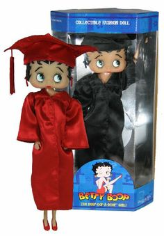 The Real Betty Boop, Betty Boop Cartoon, Black Betty, Monster High, Fashion Dolls, Hello Kitty, Disney Characters, Fictional Characters, Christmas Ornaments