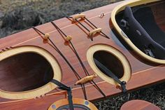 Ootek - West Greenland style wood strip sea kayak, designed by Rob Macks kayak plans, most beautiful boats in the world, wood, canoe,s kayaks, plans