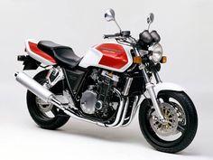 July 1994: Honda CB1000 Super Four