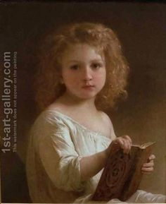 Innocence 2 by William-Adolphe Bouguereau