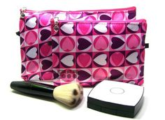 Cosmetics-Bag-Set-Case-Organizer-Beauty-Toiletry-Accessories-Makeup-Maybelline