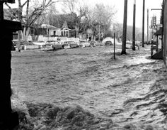 From the Archives: Epic water main break at 22nd and Lake in 1959