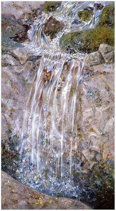 ALEXANDER MARANOV Water Patterns, Russian Painting, Cubism, Types Of Art, Cosmos, Sculpture Art, Flower Art, Landscape Paintings, Watercolor Art