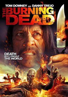 """Smarty: Tráiler y póster de Volcano Zombies """"The Burning Dead"""""""