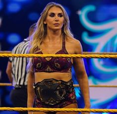 put up one hell of a fight, but was fighting dirty! Thankfully stepped in! Wrestling Superstars, Wrestling Divas, Charlotte Flair Wwe, Raw Women's Champion, Wwe Womens, Wwe Wrestlers, Cheerleading, Wonder Woman, Superhero