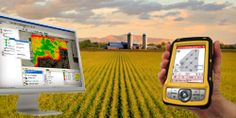 Precision Farming from Trimble