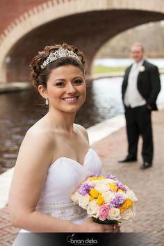 #weddingday #formalphotos #bride #groom #flowers #bouquet #hair #bling #love #photography #bdeliaphotography #briandeliaphotography