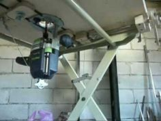 Ingenious portable router table, easy lift, and horizontal router setup!  Router table (Фрезерный стол)