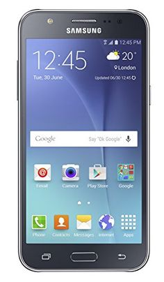 Samsung Galaxy J5 Sim-Free Smartphone - Black, 8GB (SM-J500F) - http://www.computerlaptoprepairsyork.co.uk/mobile-phones/samsung-galaxy-j5-sim-free-smartphone-black-8gb-sm-j500f