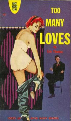 Vintage Sleaze: Kozy Books Carnal Confiscated Cleaned up and Returned Vintage Sleaze Paperback Pulp A True Story