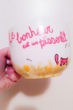 Custom mug / tasse perso