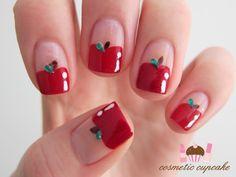 apple nails!