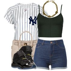 Yankees Outfit