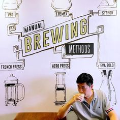 Manual brew methodology. Photo taken at @origin.co They have wide varieties of coffee beans from different regions in the world. If you love manual brew it would be a shame to skip this one. . . #manualbrew #coffee #coffeelover #indonesia #cafediserpong #serpong #kopi #hobikopi #anakkopi #jakarta #coffeeshop #cafe #cafehopping #anakjajan