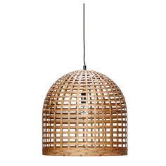 Hübsch Taklampe i Bambus/Natur