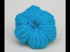 How to Crochet a Puff Stitch Flower - YouTube ~ free pattern
