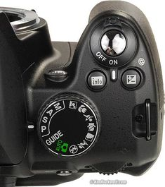 Nikon D3000 how to - the best guide ever
