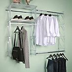 KiO Custom 5-Foot Closet and Shelving System - just saw this for the first time in the Bed Bath & Beyond ad... looking for an excuse to try it!