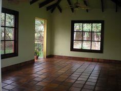 Yoga room in Costa Rica...