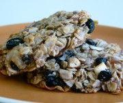 No-Sugar, No-Egg, No-Flour Breakfast Cookies -- a great snack, too!