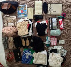 How to pack for a 10 day trip to London in a carry on!