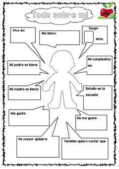 Spanish Classroom Activities, Learning Spanish For Kids, Spanish Lessons For Kids, Spanish Teaching Resources, Spanish Lesson Plans, Bilingual Classroom, Spanish Language Learning, Spanish Projects, Spanish Worksheets
