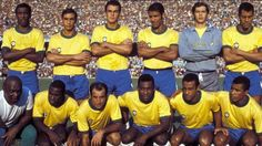 Brésil-Italie 1970 Football-Coupe du monde