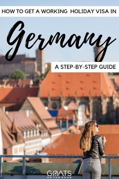 Europe Travel Guide, Travel Guides, Travel Destinations, Travel Packing, Working Holiday Visa, Working Holidays, European Destination, European Travel, Germany Travel