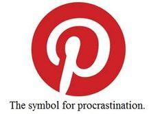 life, the symbol for procrastination, giggl, funni, hilari, humor, quot, laughter, pinterest