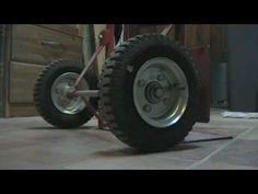 Les roues increvables du diable 17 mois plus tard …. Kastepat
