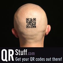 Great Way to Create your own QR codes for email links, website links for parents and students, or to hook your kids into a cool site.