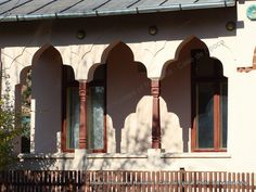 Early Neo-Romanian style house in Campina