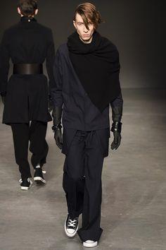 MAN Fall 2016 Menswear Fashion Show