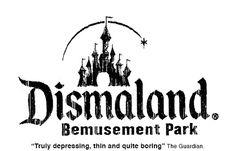 Dismaland, le parc d'attraction lugubre et déjanté signé Banksy