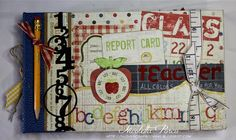 Teacher mini album - Nicoletta Porcu