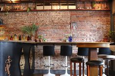 Can You Keep a Secret? is a fabulous retro-themed wine bar and lounge with a tiny secret vintage boutique inside