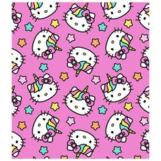 Hello Kitty Backgrounds, Hello Kitty Wallpaper, Unicorn Face, Clay Creations, Mask For Kids, Overlays, Clip Art, Fabric, Pattern