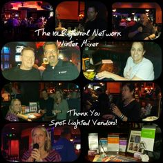 The 101 Referral Network Winter Mixer