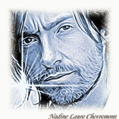 My Daily Drawings Sublimated Arts: Hugh Jackman my sublime drawing me Nirvanic