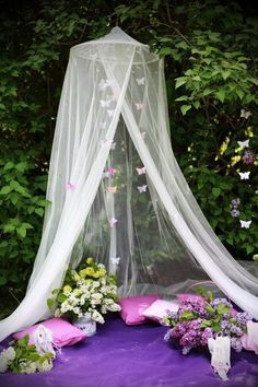 6 Successful Tips: Canopy Tent Hacks outdoor canopy waterproof.Canopy Bed With Storage backyard canopy front porches. Backyard Canopy, Canopy Outdoor, Canopy Tent, Outdoor Decor, Tents, Outdoor Ideas, Ikea Canopy, Canopy Curtains, Fabric Canopy