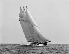 "Sailing Yacht ""Atlantic""   GoNautical Decor"