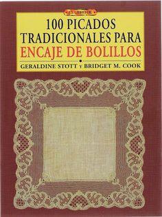 100 picados tradicionales para encaje de bolillos - Pepi Maneva - Álbumes web de Picasa