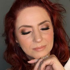 Jewellery For Lady - How To Make Hair, Make Up, Makeup For Older Women, Make Beauty, Natural Makeup Looks, Pretty Woman, Hair Makeup, Lady, Beautiful